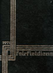 1971 Edition, Roger Ludlowe High School - Fairfieldiana Yearbook (Fairfield, CT)