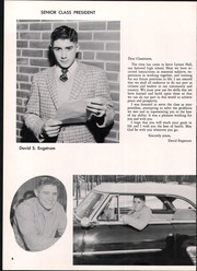 Page 10, 1958 Edition, Lyman Hall High school - Chronicle Yearbook (Wallingford, CT) online yearbook collection