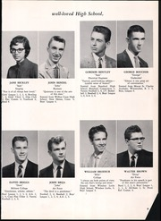 Page 13, 1958 Edition, Lyman Hall High school - Chronicle Yearbook (Wallingford, CT) online yearbook collection