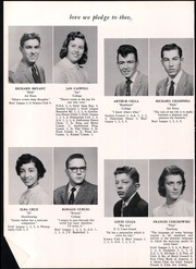 Page 14, 1958 Edition, Lyman Hall High school - Chronicle Yearbook (Wallingford, CT) online yearbook collection