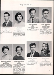 Page 15, 1958 Edition, Lyman Hall High school - Chronicle Yearbook (Wallingford, CT) online yearbook collection