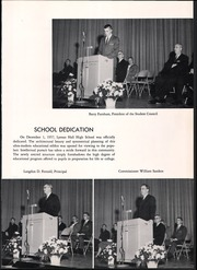 Page 9, 1958 Edition, Lyman Hall High school - Chronicle Yearbook (Wallingford, CT) online yearbook collection