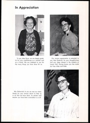 Page 11, 1964 Edition, Lyman Hall High school - Chronicle Yearbook (Wallingford, CT) online yearbook collection