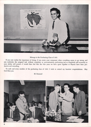 Page 10, 1961 Edition, Kaynor Regional Vocational Technical High School - Panther Yearbook (Waterbury, CT) online yearbook collection