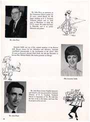 Page 14, 1965 Edition, Kaynor Regional Vocational Technical High School - Panther Yearbook (Waterbury, CT) online yearbook collection