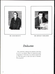 Page 10, 1970 Edition, Kaynor Regional Vocational Technical High School - Panther Yearbook (Waterbury, CT) online yearbook collection