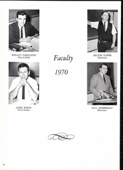 Page 16, 1970 Edition, Kaynor Regional Vocational Technical High School - Panther Yearbook (Waterbury, CT) online yearbook collection