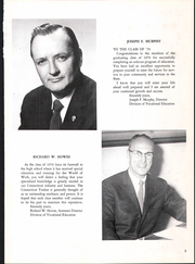 Page 7, 1970 Edition, Kaynor Regional Vocational Technical High School - Panther Yearbook (Waterbury, CT) online yearbook collection