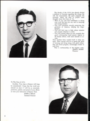 Page 8, 1970 Edition, Kaynor Regional Vocational Technical High School - Panther Yearbook (Waterbury, CT) online yearbook collection