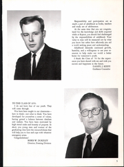 Page 9, 1970 Edition, Kaynor Regional Vocational Technical High School - Panther Yearbook (Waterbury, CT) online yearbook collection