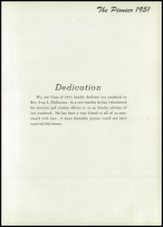 Page 11, 1951 Edition, Suffield Academy - The Pioneer Yearbook (Suffield, CT) online yearbook collection