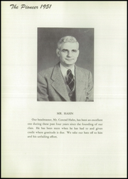 Page 14, 1951 Edition, Suffield Academy - The Pioneer Yearbook (Suffield, CT) online yearbook collection