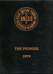 1979 Edition, Suffield Academy - The Pioneer Yearbook (Suffield, CT)