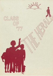 1977 Edition, Windsor Locks High School - Herald Yearbook (Windsor Locks, CT)