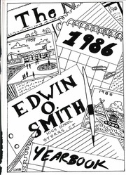 Page 5, 1986 Edition, Edwin O Smith High School - EOS Yearbook (Storrs, CT) online yearbook collection