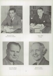 Page 12, 1945 Edition, Greenwich High School - Compass Yearbook (Greenwich, CT) online yearbook collection