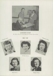 Page 13, 1945 Edition, Greenwich High School - Compass Yearbook (Greenwich, CT) online yearbook collection