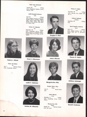 Page 16, 1967 Edition, Greenwich High School - Compass Yearbook (Greenwich, CT) online yearbook collection
