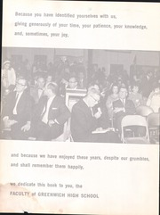 Page 6, 1967 Edition, Greenwich High School - Compass Yearbook (Greenwich, CT) online yearbook collection