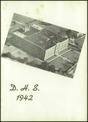 Page 7, 1942 Edition, Danbury High School - Aggregate Yearbook (Danbury, CT) online yearbook collection