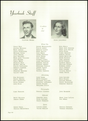 Page 14, 1950 Edition, Danbury High School - Aggregate Yearbook (Danbury, CT) online yearbook collection