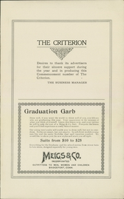 Page 3, 1913 Edition, Bridgeport Central High School - Criterion Yearbook (Bridgeport, CT) online yearbook collection