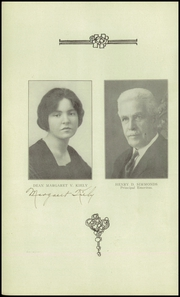 Page 10, 1922 Edition, Bridgeport Central High School - Criterion Yearbook (Bridgeport, CT) online yearbook collection