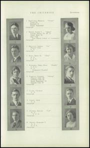 Page 17, 1922 Edition, Bridgeport Central High School - Criterion Yearbook (Bridgeport, CT) online yearbook collection