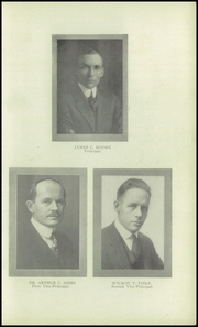 Page 9, 1922 Edition, Bridgeport Central High School - Criterion Yearbook (Bridgeport, CT) online yearbook collection