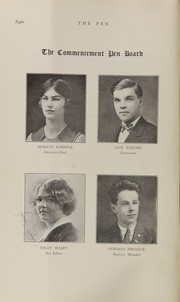 Page 10, 1926 Edition, Bridgeport Central High School - Criterion Yearbook (Bridgeport, CT) online yearbook collection