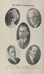 Page 12, 1926 Edition, Bridgeport Central High School - Criterion Yearbook (Bridgeport, CT) online yearbook collection