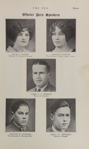 Page 17, 1926 Edition, Bridgeport Central High School - Criterion Yearbook (Bridgeport, CT) online yearbook collection