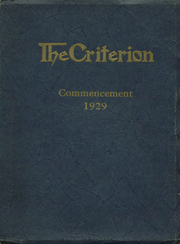Page 1, 1929 Edition, Bridgeport Central High School - Criterion Yearbook (Bridgeport, CT) online yearbook collection
