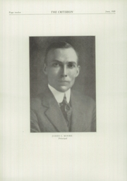 Page 16, 1929 Edition, Bridgeport Central High School - Criterion Yearbook (Bridgeport, CT) online yearbook collection