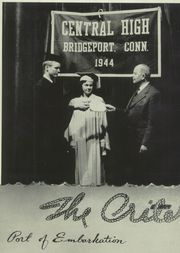 Page 10, 1944 Edition, Bridgeport Central High School - Criterion Yearbook (Bridgeport, CT) online yearbook collection