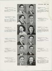 Page 10, 1949 Edition, Bridgeport Central High School - Criterion Yearbook (Bridgeport, CT) online yearbook collection