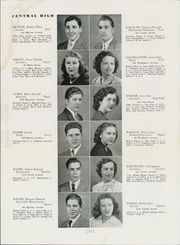 Page 11, 1949 Edition, Bridgeport Central High School - Criterion Yearbook (Bridgeport, CT) online yearbook collection