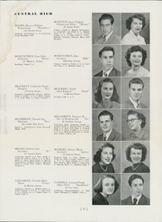 Page 13, 1949 Edition, Bridgeport Central High School - Criterion Yearbook (Bridgeport, CT) online yearbook collection