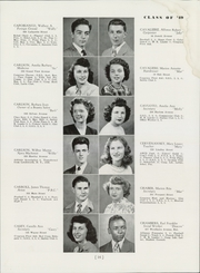 Page 14, 1949 Edition, Bridgeport Central High School - Criterion Yearbook (Bridgeport, CT) online yearbook collection
