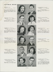 Page 15, 1949 Edition, Bridgeport Central High School - Criterion Yearbook (Bridgeport, CT) online yearbook collection