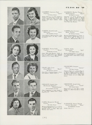 Page 16, 1949 Edition, Bridgeport Central High School - Criterion Yearbook (Bridgeport, CT) online yearbook collection