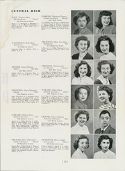 Page 17, 1949 Edition, Bridgeport Central High School - Criterion Yearbook (Bridgeport, CT) online yearbook collection