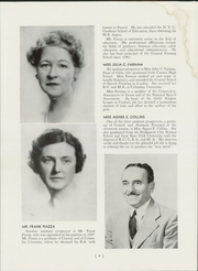 Page 4, 1949 Edition, Bridgeport Central High School - Criterion Yearbook (Bridgeport, CT) online yearbook collection