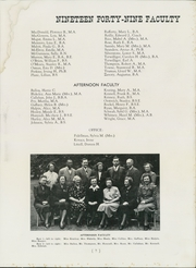 Page 7, 1949 Edition, Bridgeport Central High School - Criterion Yearbook (Bridgeport, CT) online yearbook collection