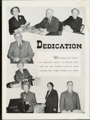 Page 8, 1949 Edition, Bridgeport Central High School - Criterion Yearbook (Bridgeport, CT) online yearbook collection