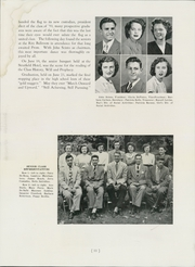 Page 9, 1949 Edition, Bridgeport Central High School - Criterion Yearbook (Bridgeport, CT) online yearbook collection
