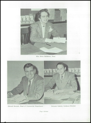 Page 15, 1950 Edition, West Haven High School - Blue Flame Yearbook (West Haven, CT) online yearbook collection