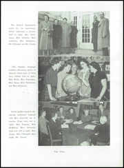 Page 17, 1950 Edition, West Haven High School - Blue Flame Yearbook (West Haven, CT) online yearbook collection