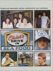 Page 11, 1985 Edition, West Haven High School - Blue Flame Yearbook (West Haven, CT) online yearbook collection