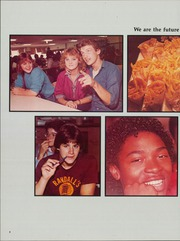 Page 12, 1985 Edition, West Haven High School - Blue Flame Yearbook (West Haven, CT) online yearbook collection